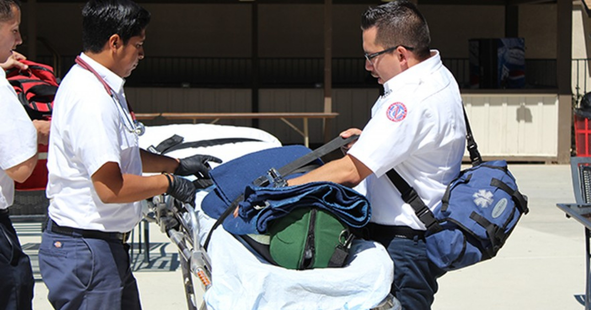 Los Angeles County adds UAV to Paramedic Training Registry