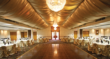 University of Antelope Valley - Grand Ballroom at UAV