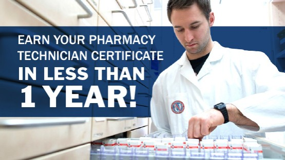 Earn Your Pharmacy Technician Certificate in Less Than 1 Year!