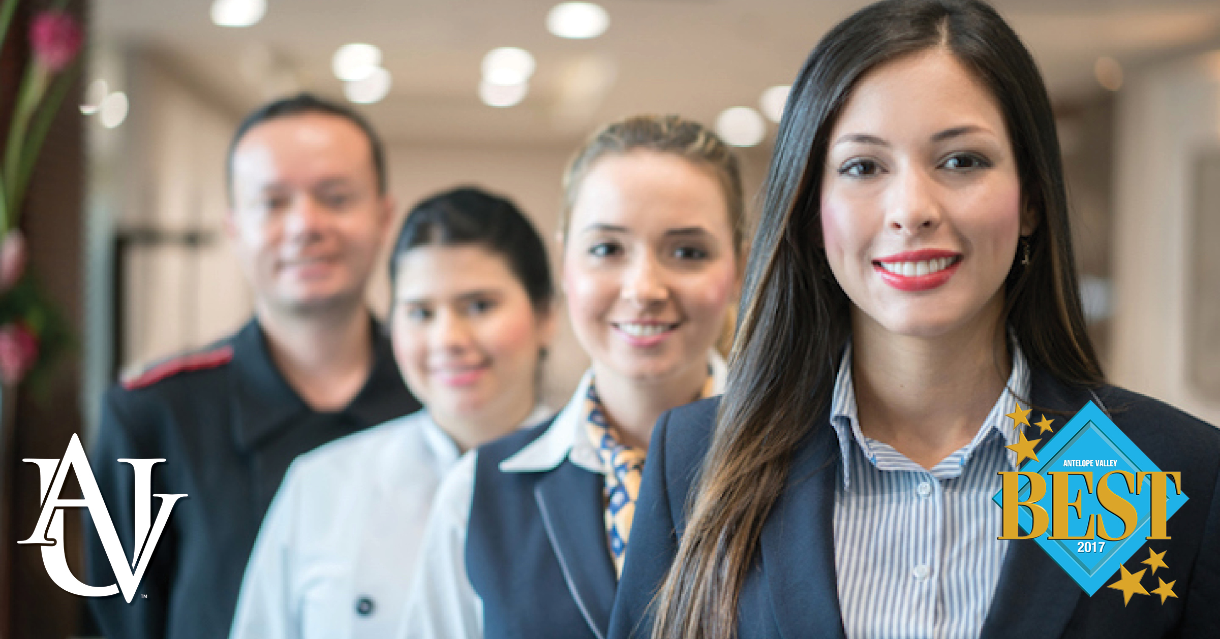 Now Enrolling Hospitality Management Bachelor's Degree